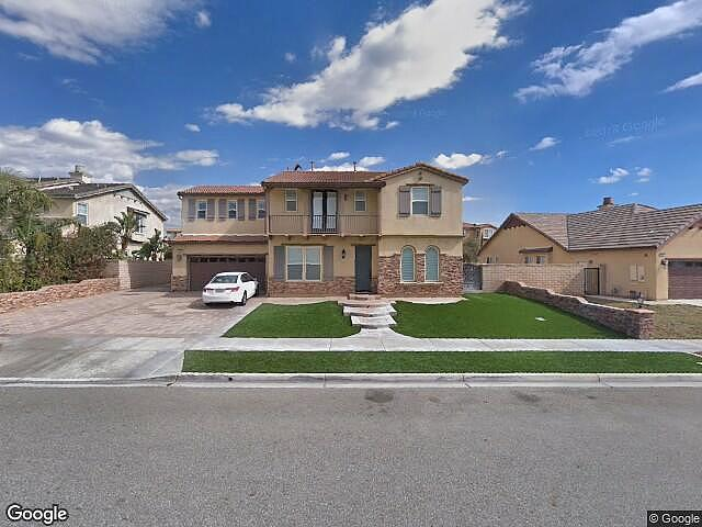 Image of rent to own home in Fontana, CA
