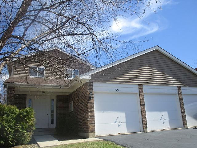 Image of rent to own home in Roselle, IL