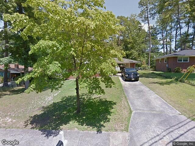 Image of rent to own home in Warner Robins, GA