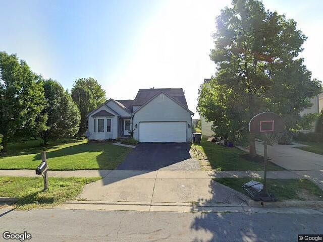 Image of rent to own home in Blacklick, OH