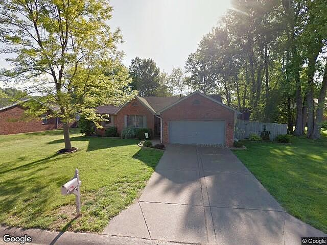 Image of rent to own home in Newburgh, IN
