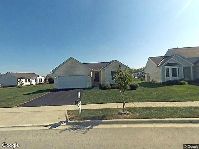 Image of rent to own home in Orient, OH