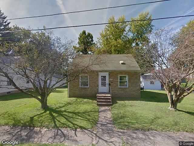 Image of rent to own home in Minerva, OH