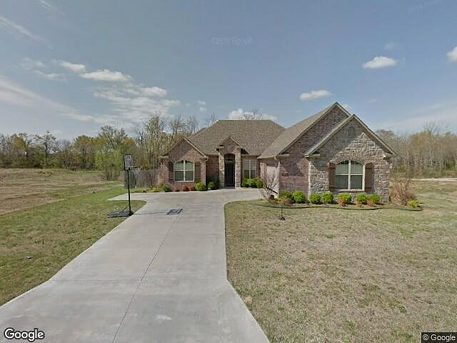 Image of rent to own home in Greenwood, AR