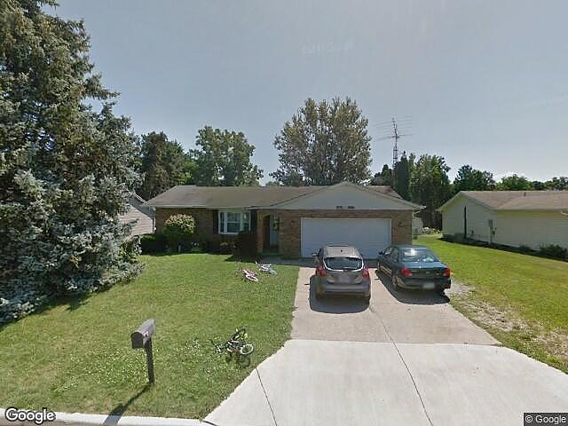 Image of rent to own home in St. Paris, OH