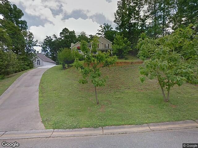 Image of rent to own home in Rydal, GA