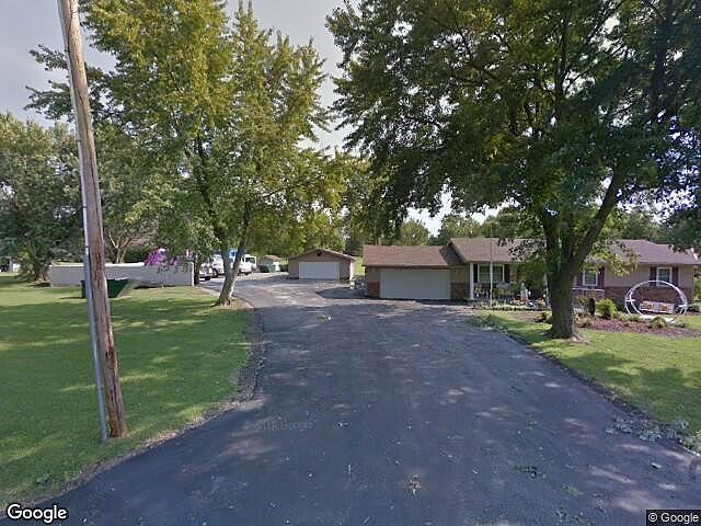 Image of rent to own home in Frontenac, KS