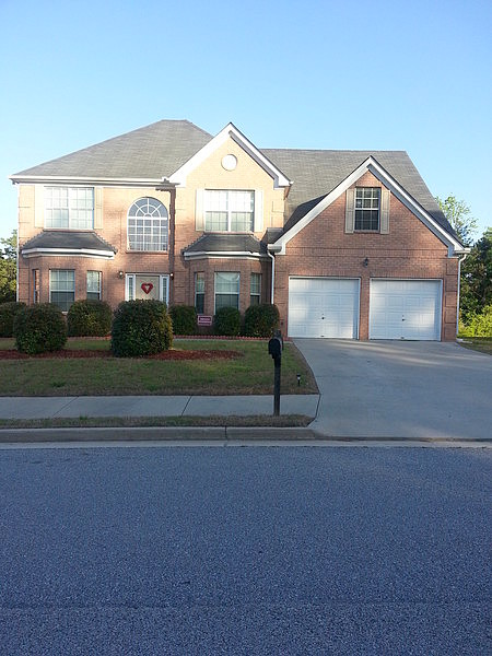 Image of rent to own home in Covington, GA