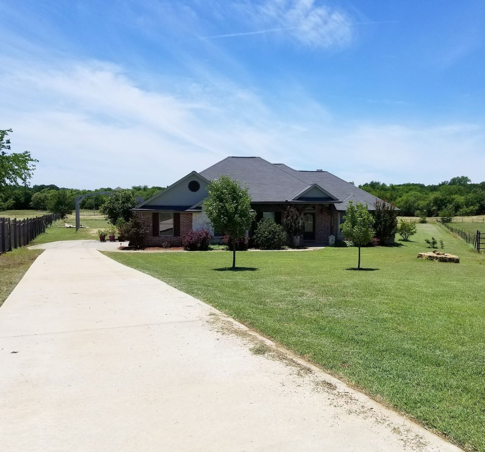 Image of rent to own home in Sanger, TX