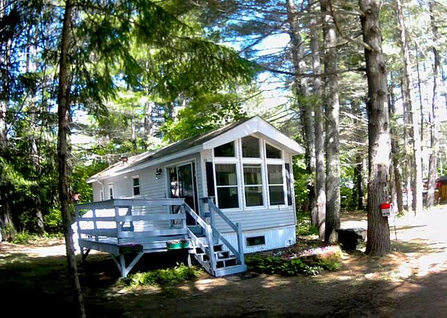 Image of rent to own home in Campton, NH