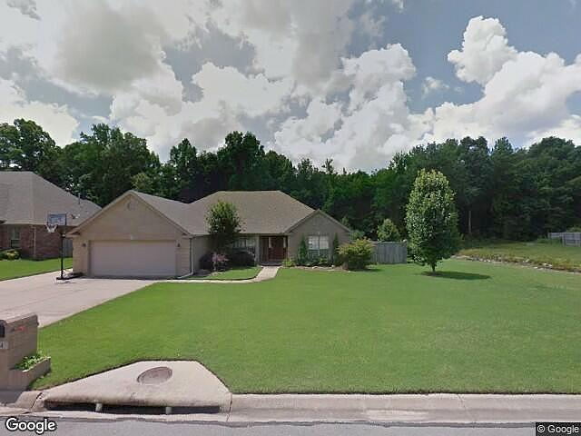 Image of rent to own home in Maumelle, AR