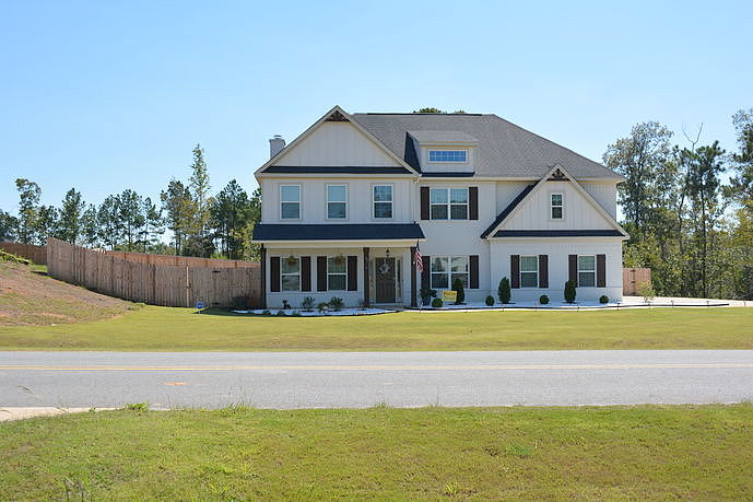 Image of rent to own home in Fortson, GA