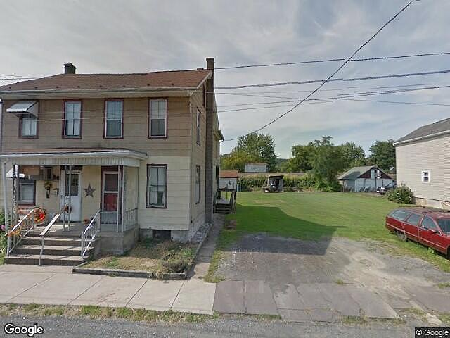 Image of rent to own home in Sunbury, PA