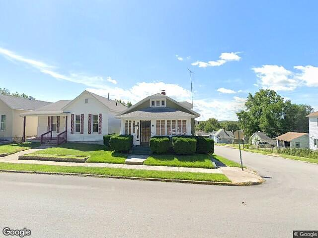 Image of rent to own home in Hannibal, MO