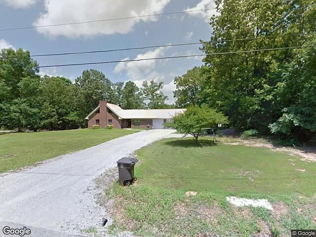 Image of rent to own home in Mooreville, MS