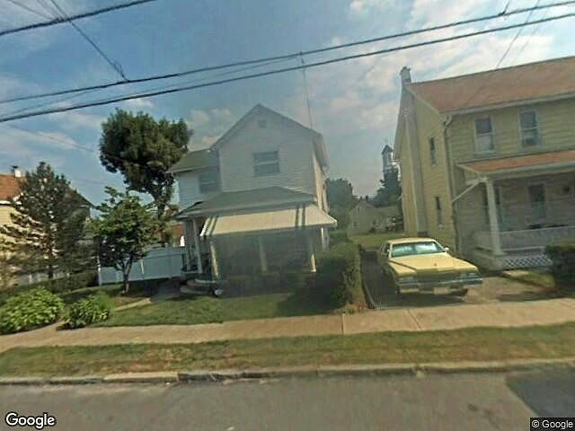 Image of rent to own home in Dickson City, PA
