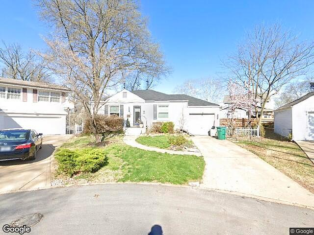 Image of rent to own home in Brentwood, MO