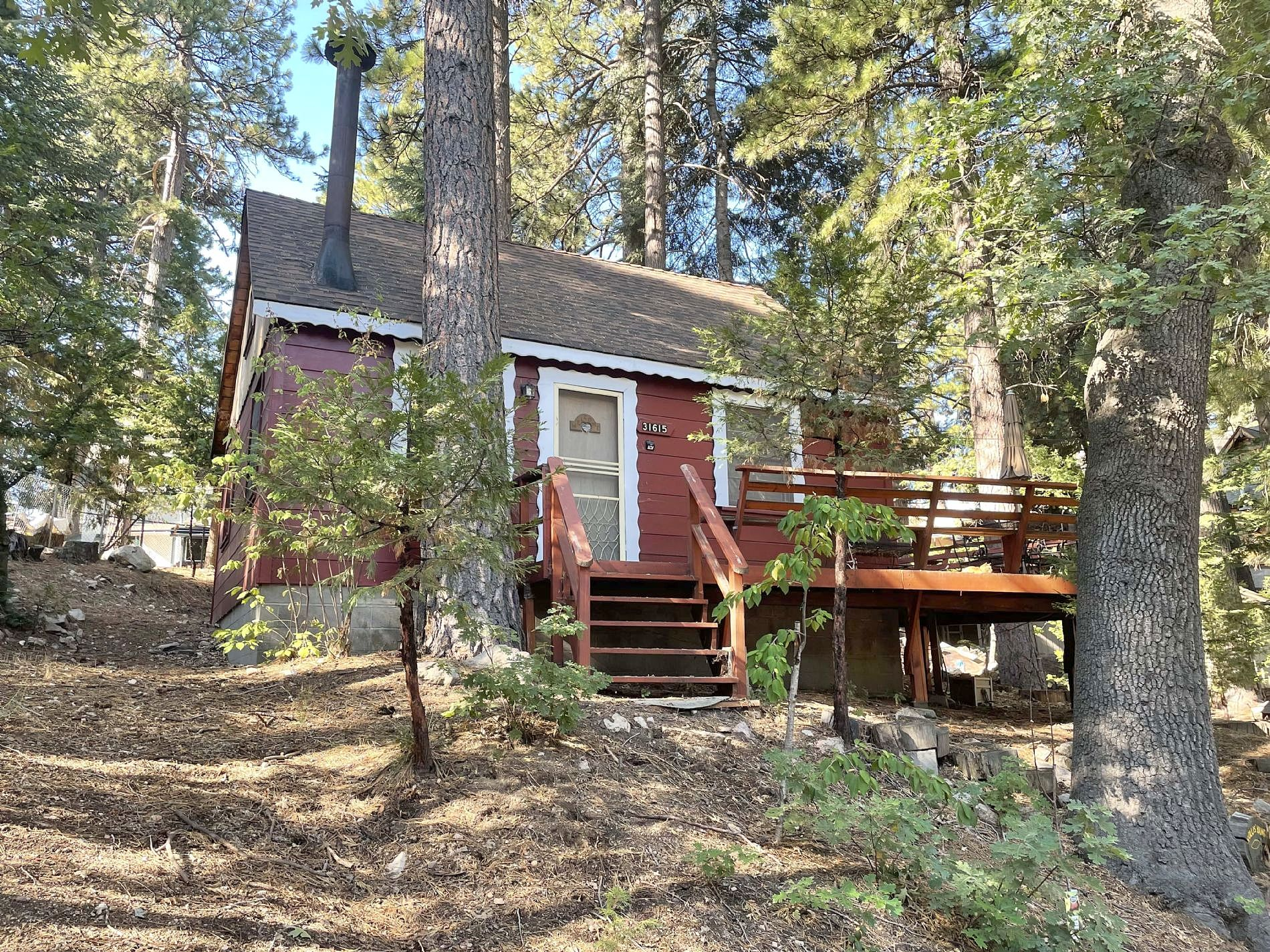 Image of rent to own home in Running Springs, CA