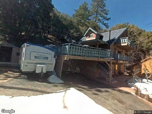 Image of rent to own home in Wrightwood, CA