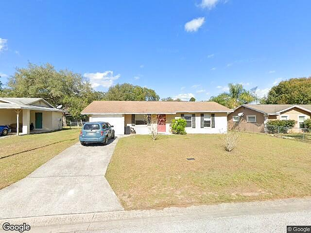 Image of rent to own home in Dade City, FL