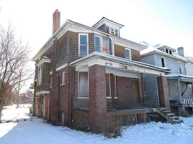 Image of rent to own home in Highland Park, MI