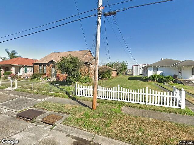 Image of rent to own home in Harvey, LA