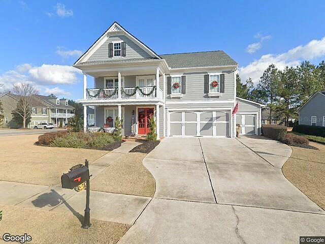 Image of rent to own home in Hoschton, GA