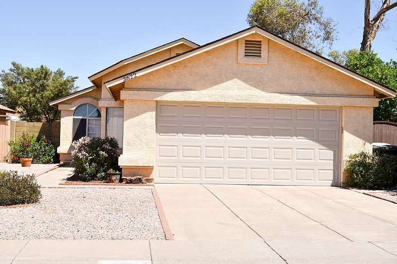 Image of rent to own home in Glendale, AZ
