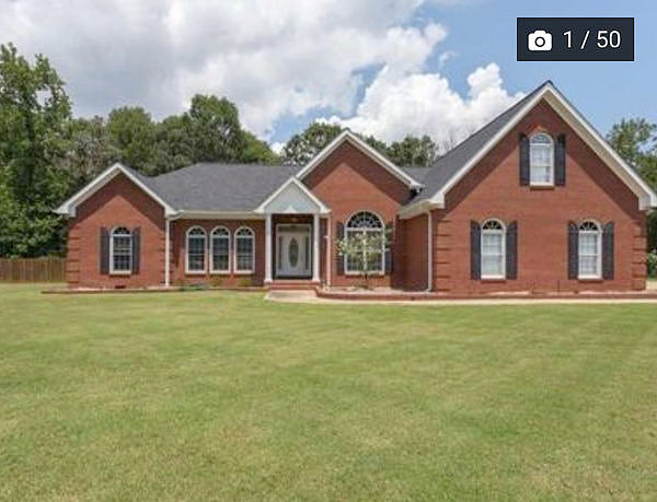 Image of rent to own home in Anniston, AL