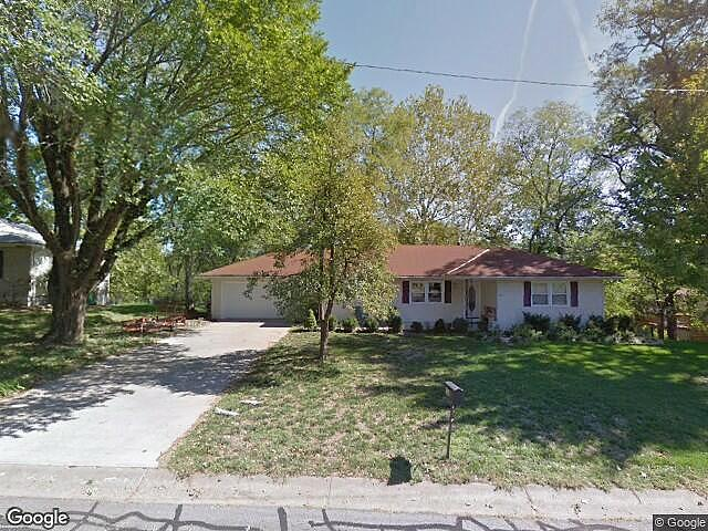 Image of rent to own home in Liberty, MO