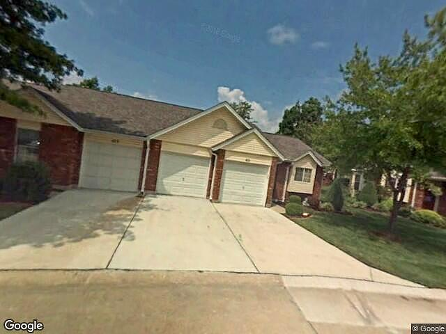 Image of rent to own home in St. Peters, MO