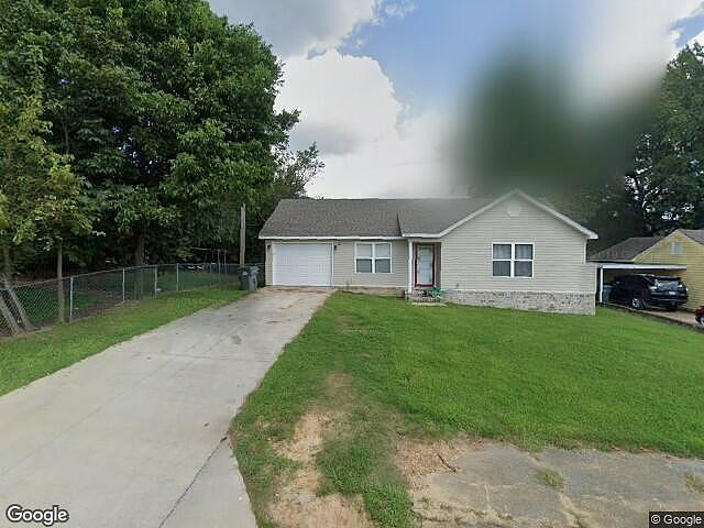 Image of rent to own home in Jonesboro, AR