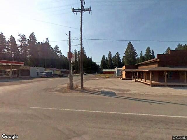 Image of rent to own home in Lincoln, MT