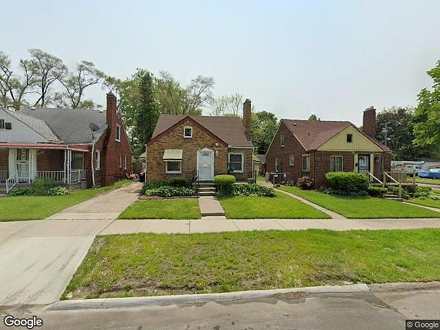 Image of rent to own home in Detroit, MI