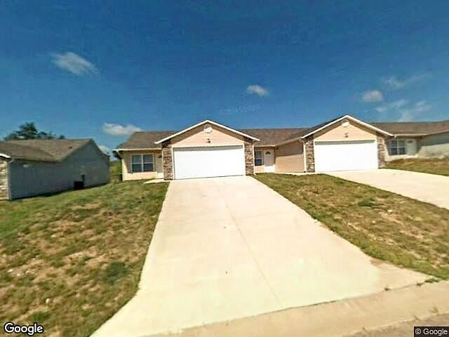 Image of rent to own home in Knob Noster, MO