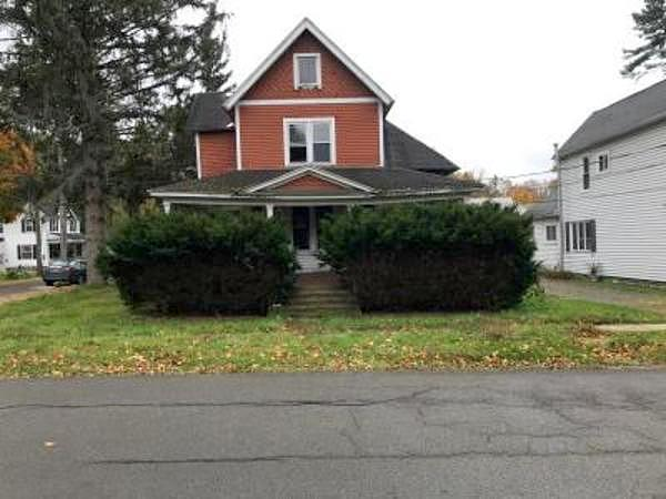 Image of rent to own home in Franklinville, NY