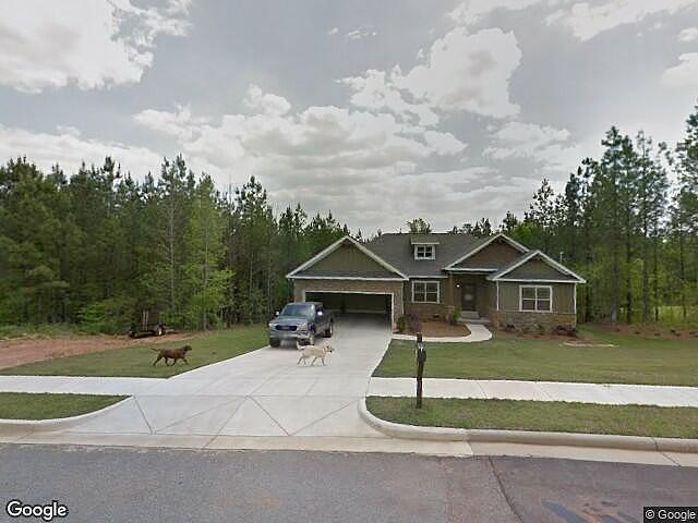 Image of rent to own home in Cusseta, AL