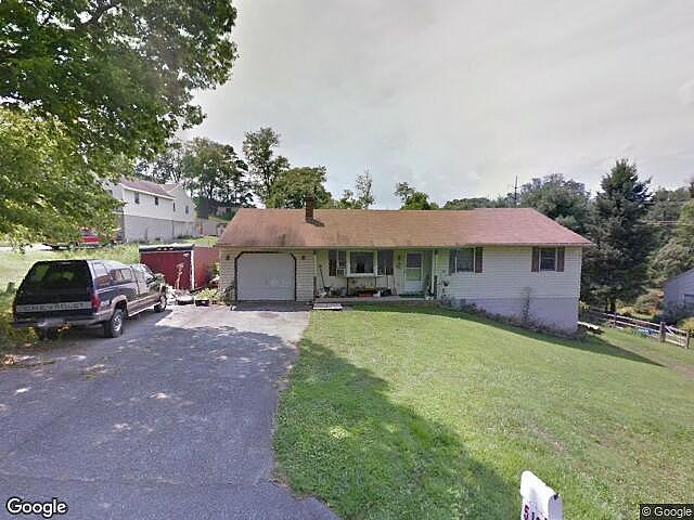 Image of rent to own home in Columbia, PA