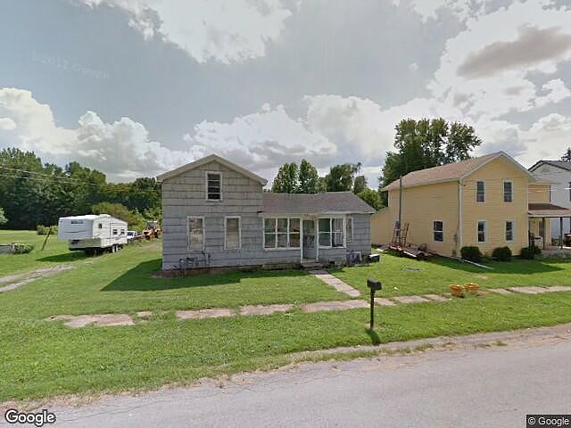 Image of rent to own home in Knowlesville, NY
