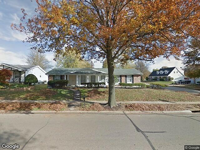 Image of rent to own home in Florissant, MO