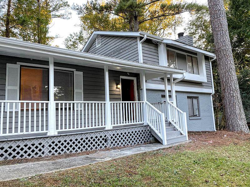 Est. $1,000.00 / Month* for rent in Jonesboro, GA