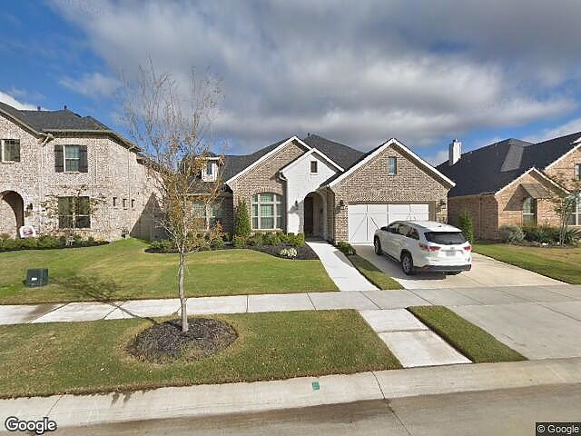 Image of rent to own home in Argyle, TX