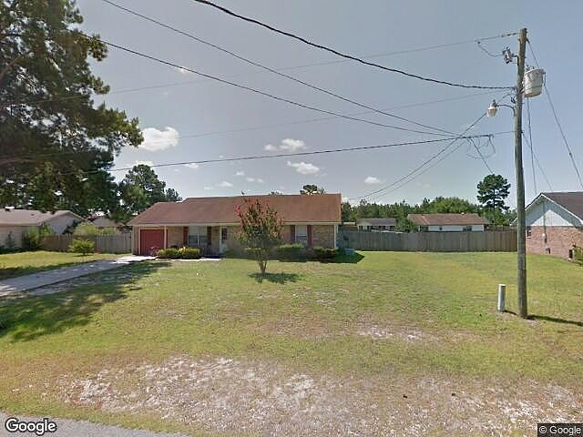 Image of rent to own home in Hinesville, GA