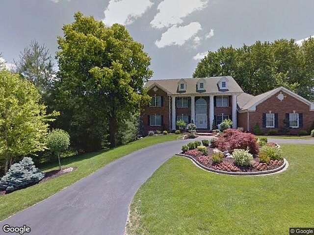 Image of rent to own home in Chesterfield, MO