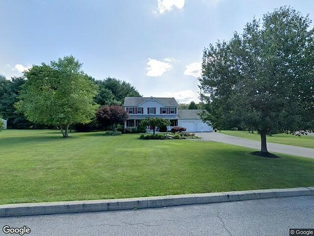 Image of rent to own home in Danielsville, PA