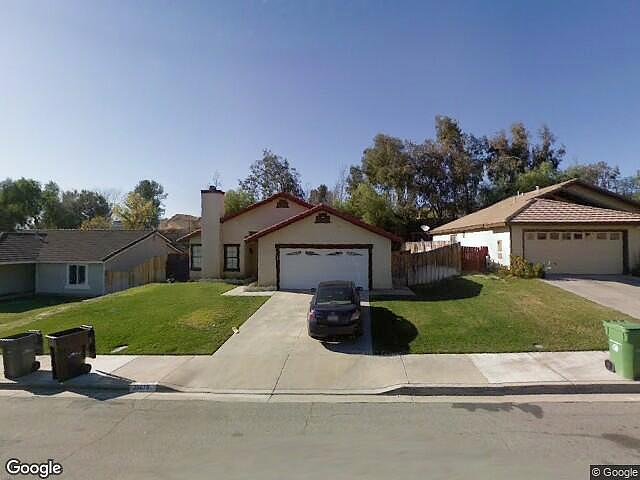 Image of rent to own home in Murrieta, CA