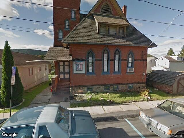 Image of rent to own home in Jim Thorpe, PA