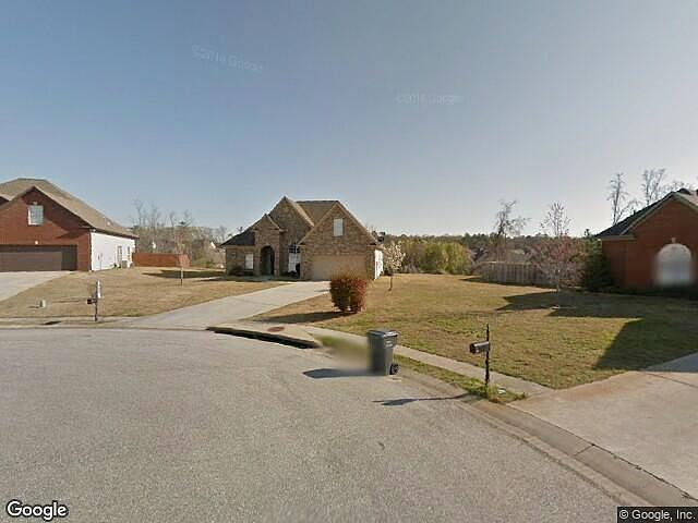 Image of rent to own home in Calera, AL