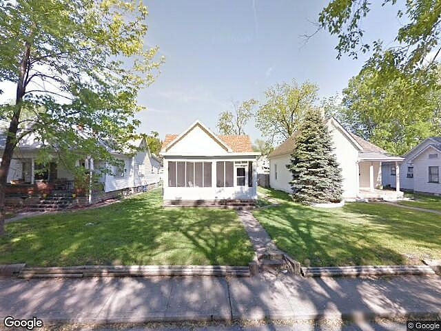 Image of rent to own home in Terre Haute, IN