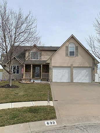 Image of rent to own home in Lansing, KS